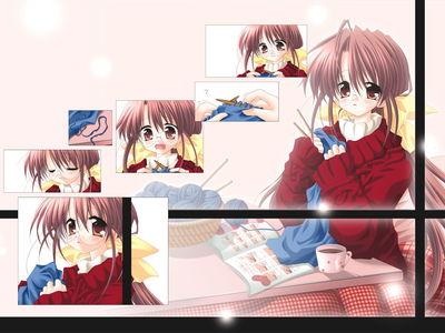 anime cg